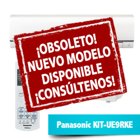 Aire Acondicionado Panasonic KIT-UE09RKE obsoleto descatalogado