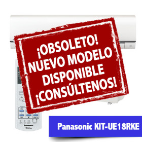 Aire Acondicionado Panasonic KIT-UE18RKE obsoleto descatalogado